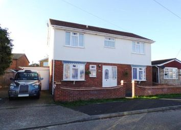 Thumbnail 4 bed detached house for sale in Kamerwyk Avenue, Canvey Island