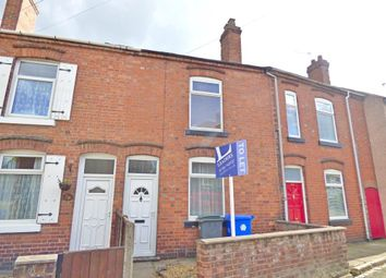 Thumbnail 2 bed terraced house to rent in Stoke Old Road, Hartshill, Stoke-On-Trent