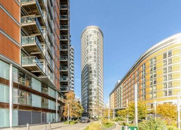 Thumbnail 1 bed flat to rent in Ontario Tower, 1 Fairmount Avenue, Canary Wharf, Blackwall, London
