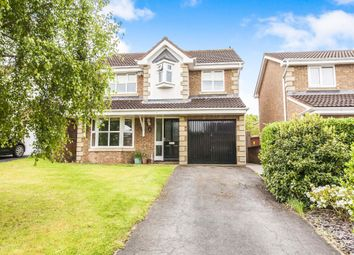 Thumbnail 4 bed detached house for sale in Foxgloves, Coulby Newham, Middlesbrough