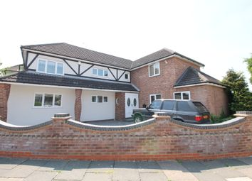 Thumbnail 4 bed detached house for sale in Nelwyn Avenue, Hornchurch, Essex