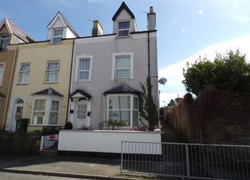 Thumbnail 4 bed end terrace house for sale in Dinorwic Street, Caernarfon