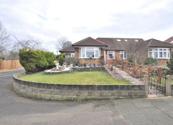 Thumbnail 2 bedroom semi-detached bungalow for sale in Downs Avenue, Chislehurst
