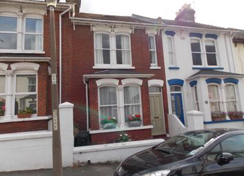 Thumbnail 4 bed terraced house for sale in Clive Road, Rochester