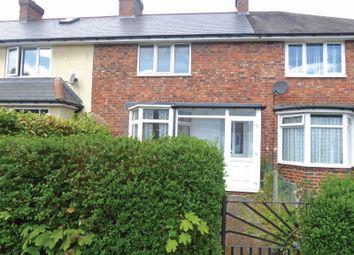 Thumbnail 3 bedroom terraced house for sale in 35 Northanger Road, Acocks Green, Birmingham