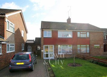 Thumbnail 3 bed semi-detached house for sale in Beechings Way, Rainham, Gillingham