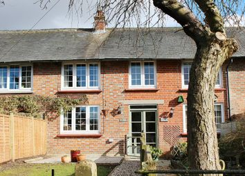 Thumbnail 2 bed terraced house for sale in Shefford Woodlands, Hungerford