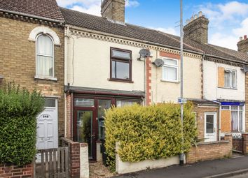 Thumbnail 2 bed terraced house for sale in Scotney Street, Peterborough