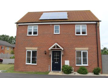 Thumbnail 3 bed end terrace house for sale in Braeburn Road, Deeping St James