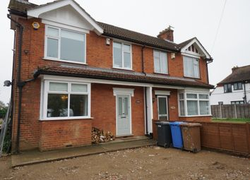 Thumbnail 4 bed semi-detached house for sale in Foxhall Road, Ipswich