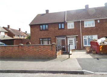 Thumbnail 2 bed end terrace house for sale in Dudley Road, Harold Hill, Romford