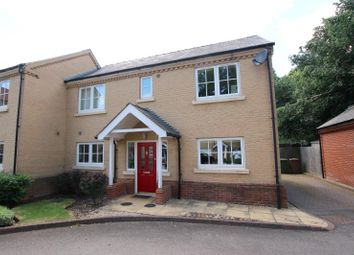 Thumbnail 3 bed semi-detached house to rent in Walnut Mews, Thorpe Road, Peterborough
