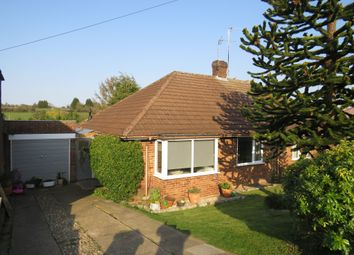 Thumbnail 2 bed semi-detached bungalow for sale in Dammersey Close, Markyate, St. Albans