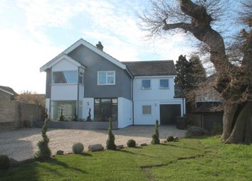 Thumbnail 5 bed detached house for sale in Coopersale Common, Coopersale, Epping