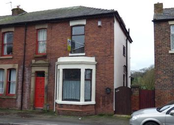 Thumbnail 2 bed end terrace house for sale in Church Terrace, Higher Walton, Preston