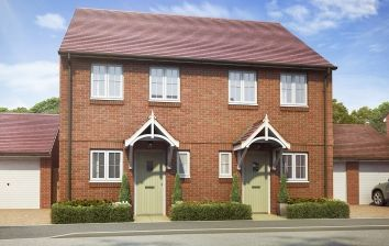 Thumbnail 2 bedroom semi-detached house to rent in Bailey Road, Rowlands Castle