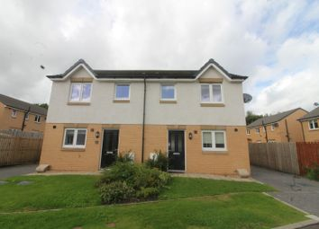 Thumbnail 3 bed semi-detached house for sale in Croyhill View, Glasgow
