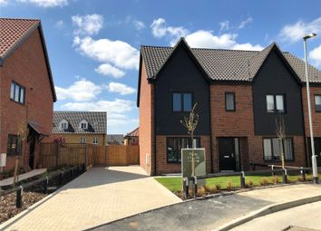 Thumbnail 4 bed semi-detached house for sale in Plot 13, Fuller's Place, Mendham Lane, Harleston