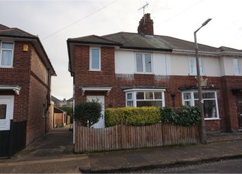 Thumbnail 3 bed semi-detached house for sale in Blandford Avenue, Nottingham