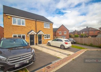 Thumbnail 2 bed semi-detached house for sale in Gracy Fold, Bradford, West Yorkshire