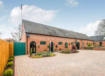 Thumbnail 5 bed barn conversion for sale in Castrum Court, Rocester, Uttoxeter