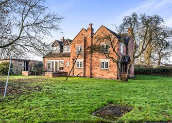 Thumbnail 4 bed detached house for sale in Bridge Cottage, Shebdon, Stafford