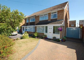 Thumbnail 3 bed semi-detached house for sale in Glenmarsh Way, Formby, Merseyside