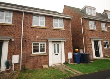 Thumbnail 3 bed terraced house for sale in Gowan Court, Jarrow