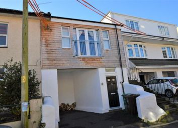 Thumbnail 1 bed end terrace house for sale in Underwood Road, Plymouth, Devon
