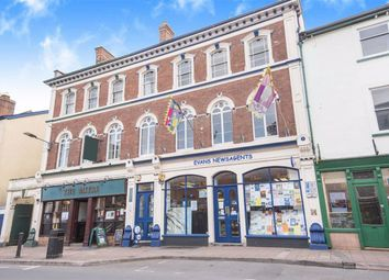 Thumbnail Commercial property for sale in Evans Newsagents, 10, High Street, Crediton, Devon