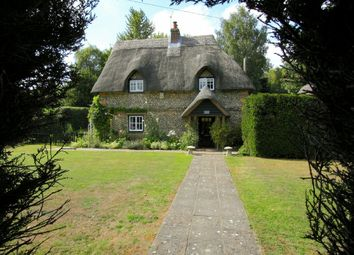 Thumbnail 3 bed cottage for sale in Hampshire Cross, Tidworth