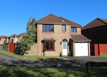 Thumbnail 4 bed detached house for sale in Ranfurly Drive, Carrickstone, Cumbernauld, North Lanarkshire