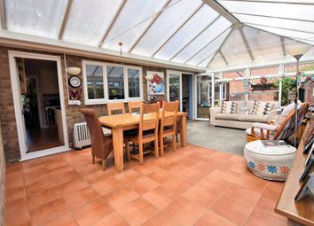 Thumbnail 4 bed detached bungalow for sale in Crown Road, Mundford, Thetford