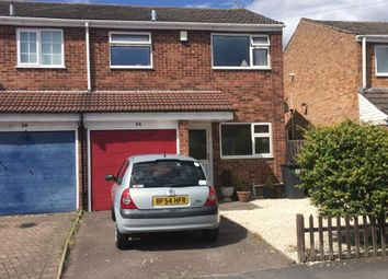 Thumbnail 3 bed end terrace house to rent in Amos Jacques Road, Bedworth, Warwickshire