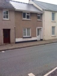 Thumbnail 2 bedroom terraced house to rent in Barn Street, Haverfordwest