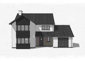 Thumbnail 4 bed detached house for sale in Cefn Ceiro, Llandre, Aberystwyth