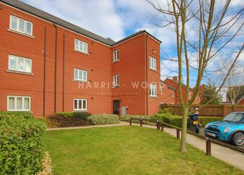 Thumbnail 2 bed flat for sale in Springham Drive, Colchester