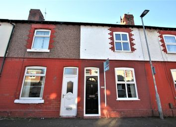 Thumbnail 2 bed terraced house to rent in Cumberland Street, Latchford, Warrington