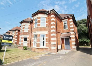 Thumbnail 3 bed flat for sale in Crabton Close Road, Boscombe, Dorset