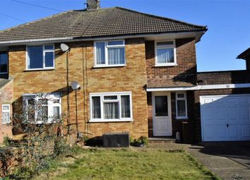 Thumbnail 3 bed semi-detached house for sale in Taverners Road, Rainham, Gillingham