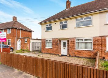 Thumbnail 3 bed semi-detached house for sale in Maple Road, Loughborough