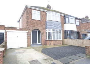 Thumbnail 3 bed property for sale in Westbrooke Avenue, Hartlepool