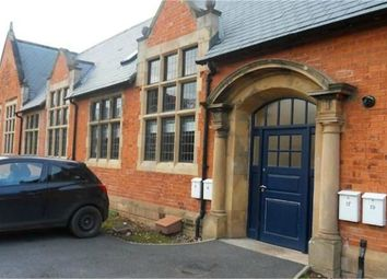 Thumbnail 2 bed flat to rent in Old School Lane, Creswell, Worksop, Nottinghamshire