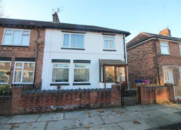 Thumbnail 3 bed end terrace house for sale in Lindsay Road, Anfield, Liverpool, Merseyside
