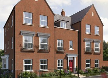 "Thumbnail 3 bed terraced house for sale in ""The Cherry"" at Perth Road, Bicester"
