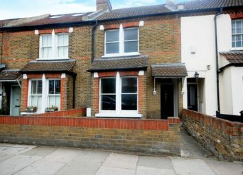 Thumbnail 2 bed terraced house for sale in Wellington Road, Hampton Hill, Hampton