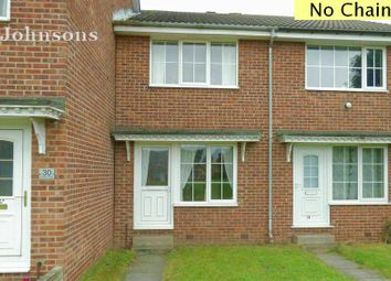 Thumbnail 2 bed terraced house for sale in Stretton Close, Cantley, Doncaster.