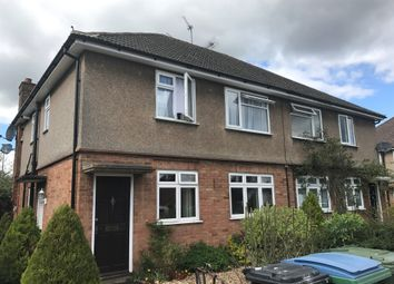 Thumbnail 2 bedroom maisonette for sale in Russell Crescent, Watford