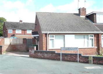 Thumbnail 2 bed bungalow for sale in Johnson Avenue, Wednesfield, Wednesfield