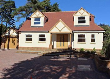 Thumbnail 4 bed detached house for sale in Heathbrow Road, Oaklands, Welwyn, Hertfordshire